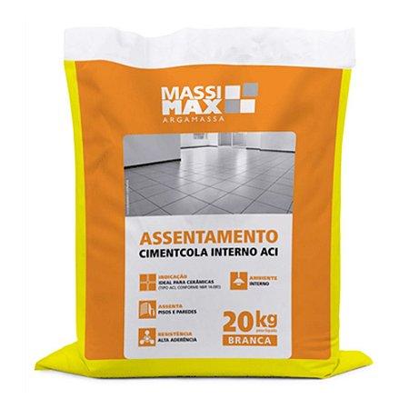 Argamassa cimentcola interno Massimax Tipo ACI