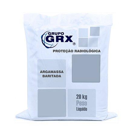 Características, preparo e aplicação de Argamassa Baritada