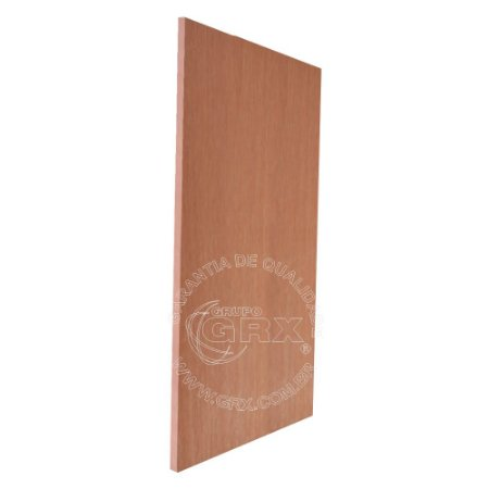 Folha Porta Madeira Raios X c/ Chumbo 0,5mmPb de 2,10x100cm