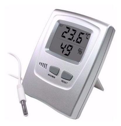Termohigrômetro Incoterm 7666.02.0.00
