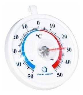 Termômetro Refrigeração Geladeiras, Freezer Incoterm 5121.02.1.00