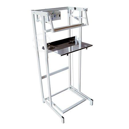 Seladora para Plástico Filete Pedal Frontal GRX 75-FP-F-SD-A