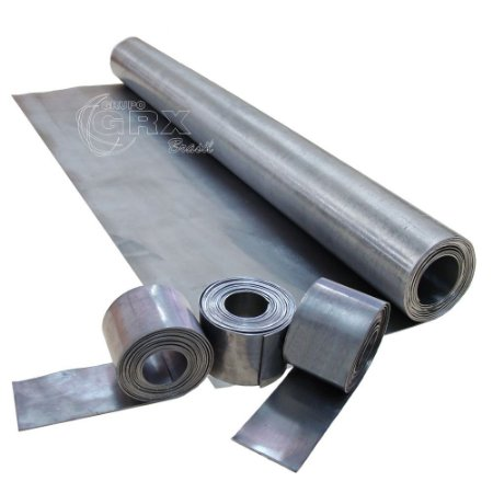 Kit Lençol de Chumbo Porta Raios X de 2120X1230mm de 1,0mmPb
