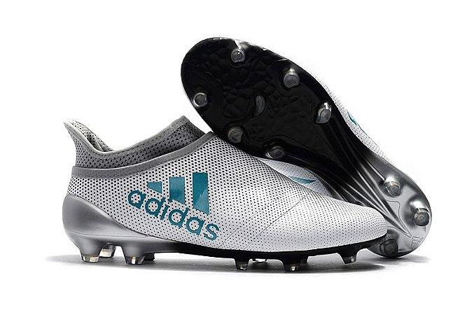 279591d41b4fa Chuteira Adidas X 17+ PureChaos PureSpeed FG - Outlet Chuteiras