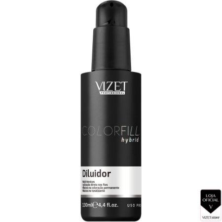 ColorFill Hybrid Diluidor 130ml Vizet Profissional