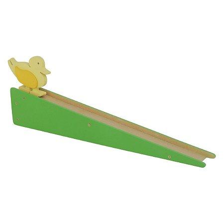 Pato com rampa