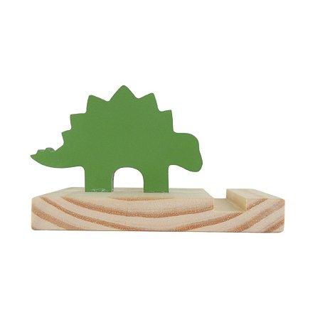 Suporte para Celular - Estegossauro