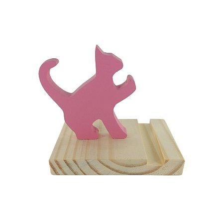 Suporte para Celular - Gato