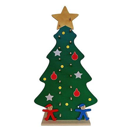 Brinquedo Desce Desce Árvore de Natal