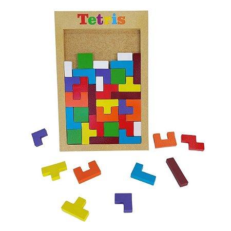 Tetris 40 Peças