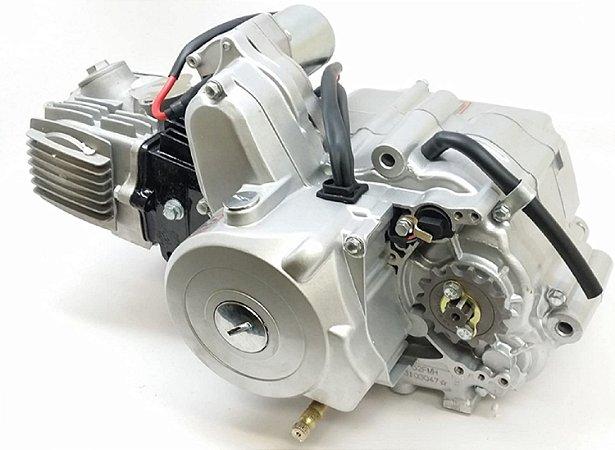 Motor Completo 125cc 4t Mini Moto Quadri C/ Nf + Dsr