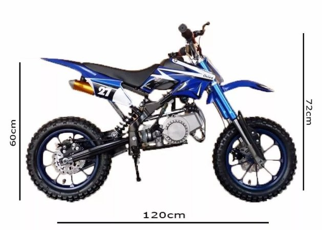 SUPER MINI MOTO CROSS 49CC