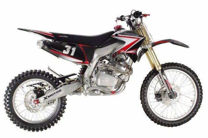 SUPER MOTO CROSS XB-31 250cc