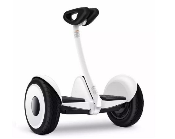 Hoverboard Scooter duas rodas 10' Bluetooth