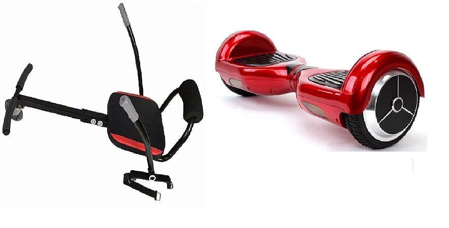 Hoverboard Skate Smart Balance + Kart DSR