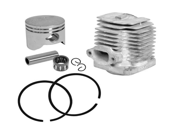 Kit Cilindro, Pistão e Anéis 40mm para Mini Motos/Quadriciclos 49cc