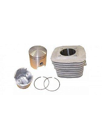 Kit Cilindro, Pistão e Anéis para Kit Motor 80cc
