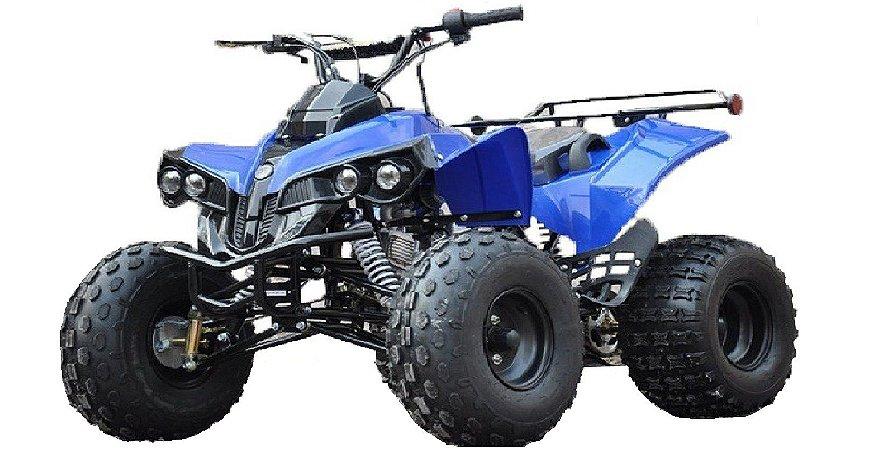 Super Quadriciclo 125cc - 4 Tempos - ATV 0km - Exposição