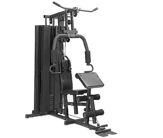 Estação De Musculação com 70kg