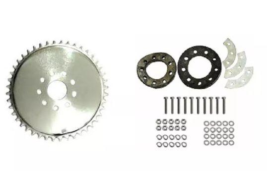 Coroa + Kit fixação 80cc