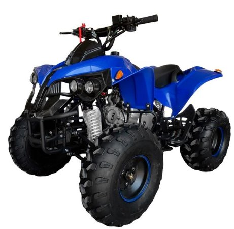Super Quadriciclo ATV 125cc - 4 Tempos