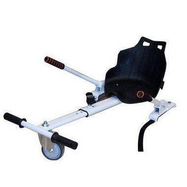 Super Hover Kart Carrinho P/ Hoverboard C/ Nf + Dsr