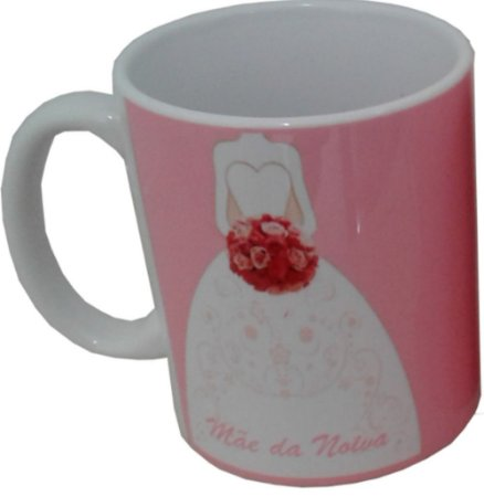 Canecas Personalizadas Para Casamento de Cerâmica 325 ml