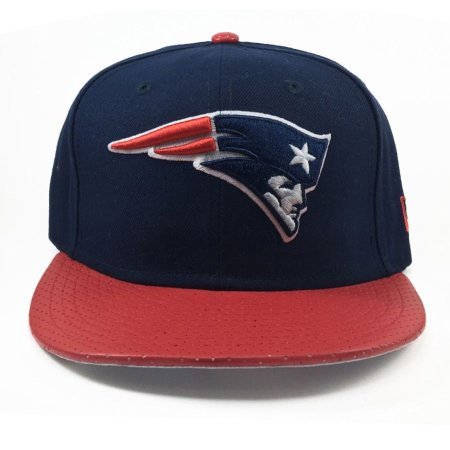 Boné New Era 950 Fivela New England Patriots Marinho