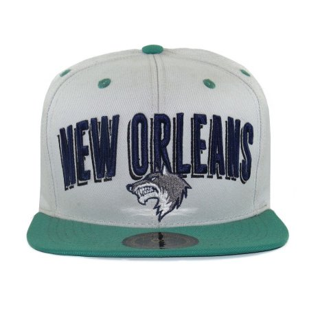 Boné  Other Culture Snapback New Orleans star