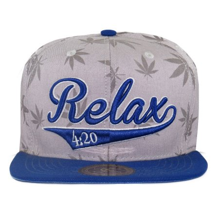 Boné Snapback Other Culture Relax