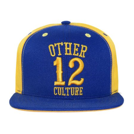 Boné  Other Culture Snapback Golden