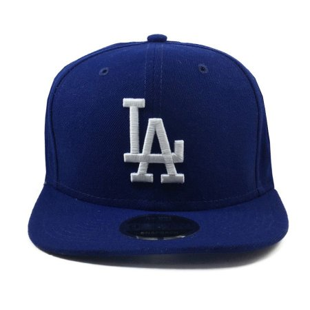 Boné New Era 9Fifty Snapback Los Angeles Dodgers Royal
