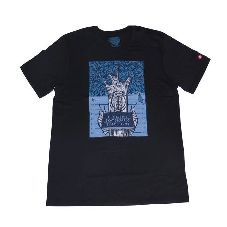 Camiseta Element Tree - Preto