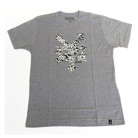 Camiseta Zoo York Cracker Chisel
