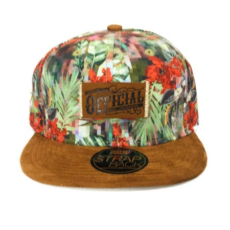Boné Official Strapback Seaside
