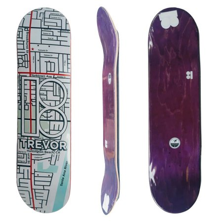 Shape Para Skate Maple Plan B Trevor Neigbors 8.12