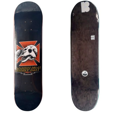 Shape Para Skate Maple Plan B Danny Way Never Issued 8.0