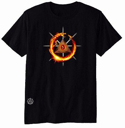 Camiseta do Fogo