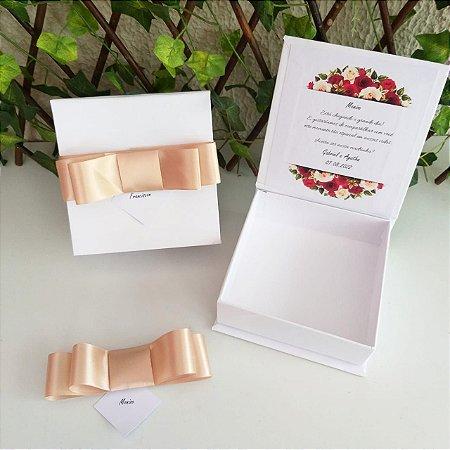 Caixa Para Presente Personalizada