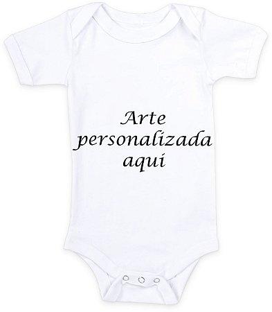 Body Personalizado Infantil