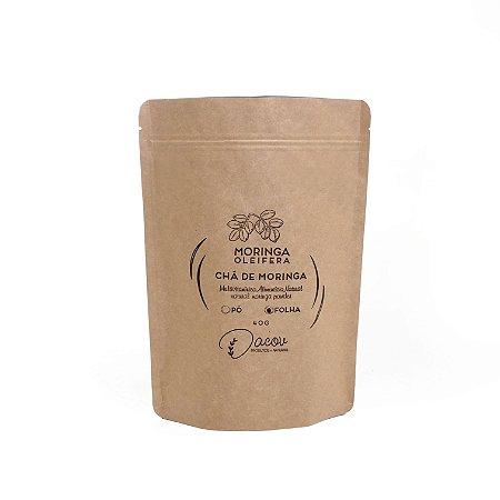 Chá de Moringa Oleifera 40g Dacov 100% Natural