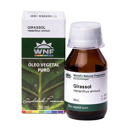 Óleo Vegetal de Girassol 50 ml