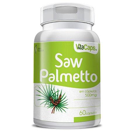 Saw Palmeto 60 cápsulas - VitaCaps