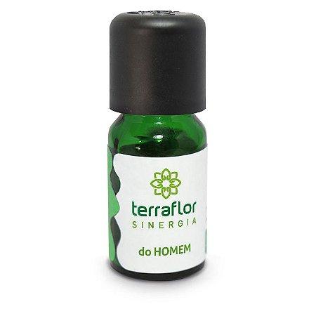 Sinergia de óleo essencial para o  Homem 10 ml