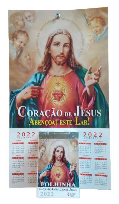 Folhinha do Sagrado Coração de Jesus
