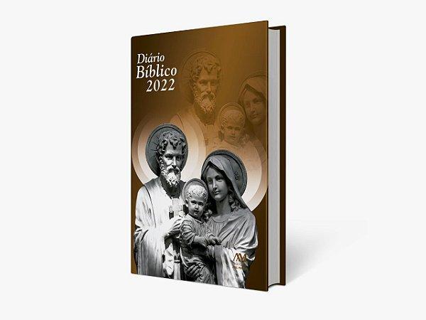 Diário Bíblico 2022 - Capa Dura Sagrada Família