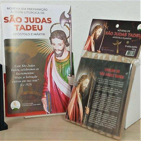 Kit Novena São Judas Tadeu