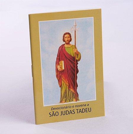 Devocionário e Novena a São Judas Tadeu