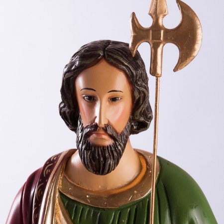 Imagem de São Judas Tadeu - Gesso - 60cm