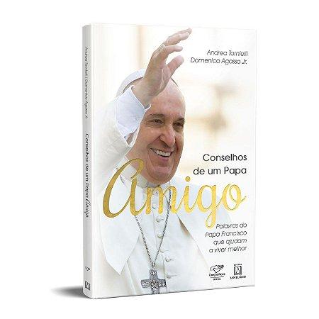 Livro Conselhos de um Papa Amigo